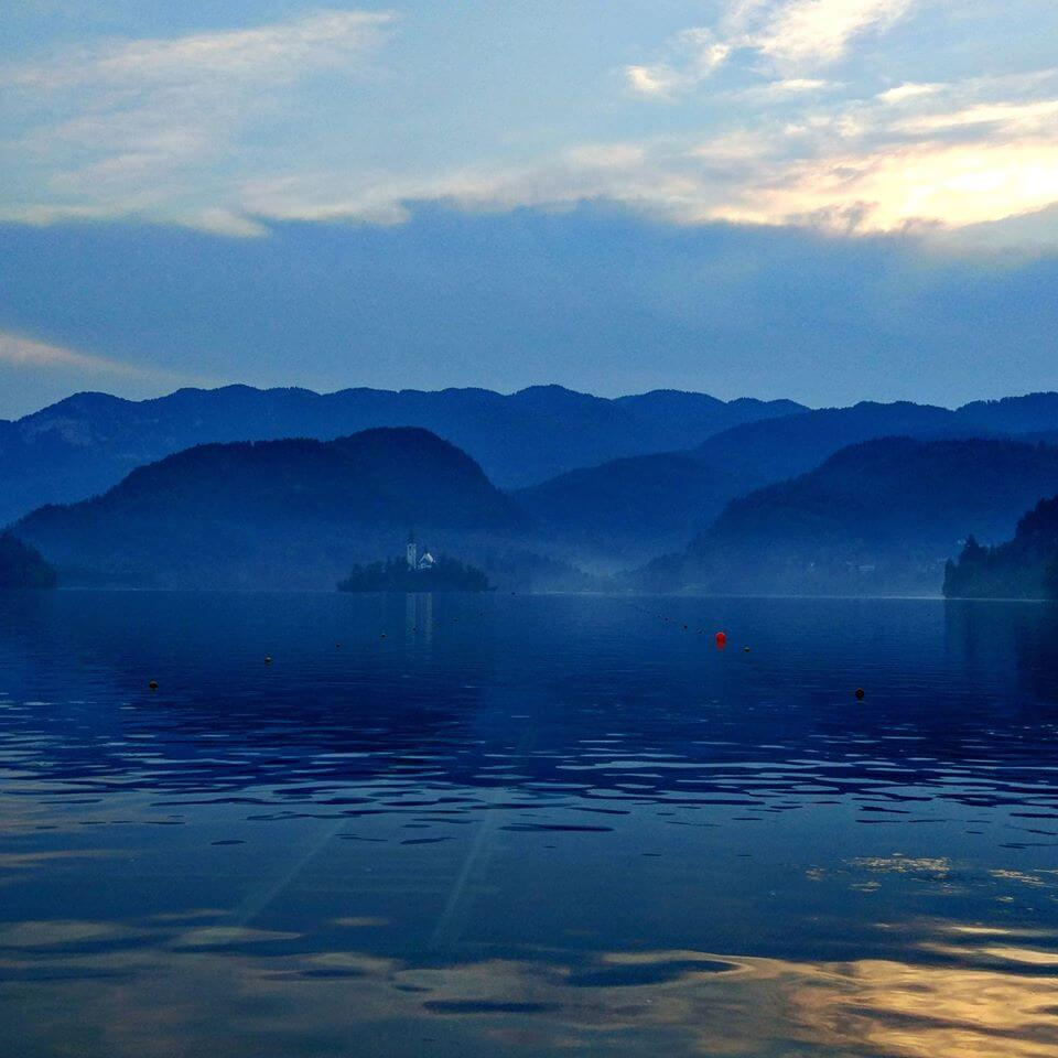 Lago di Bled Slovenia - Stefano Mazzei