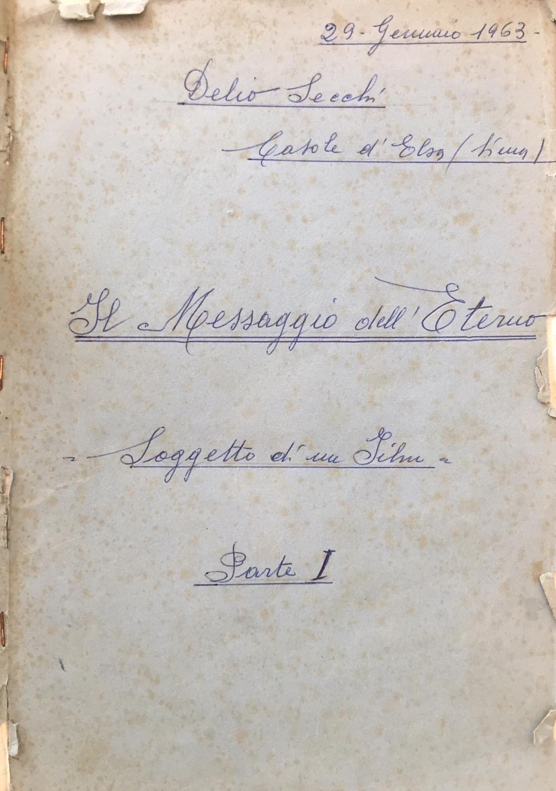 Foto manoscritto