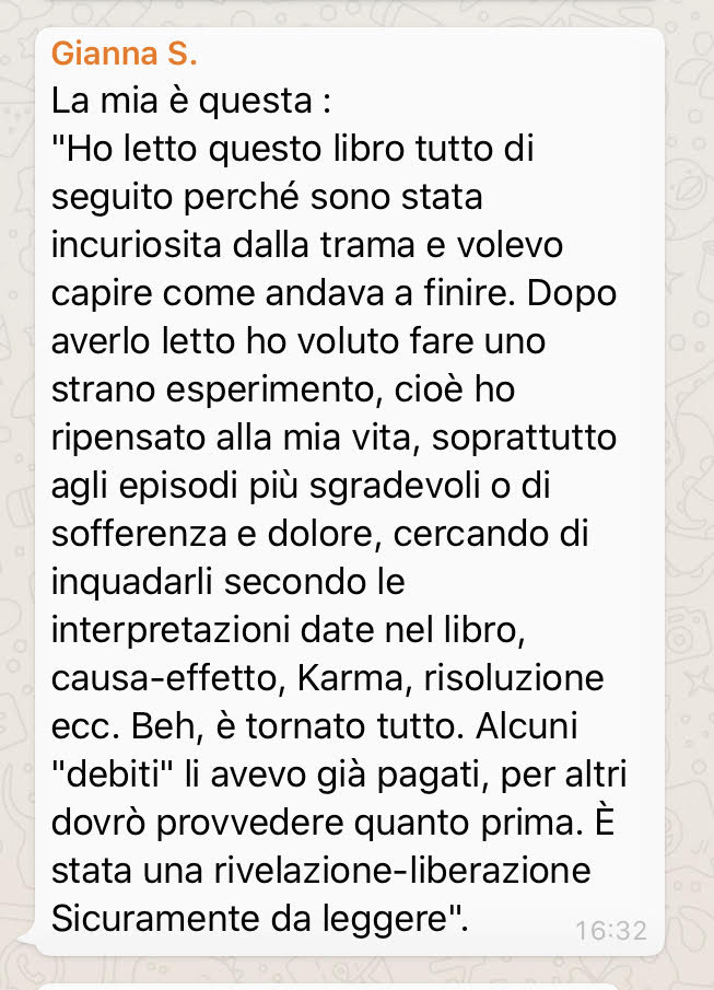 Recensione Gianna S.