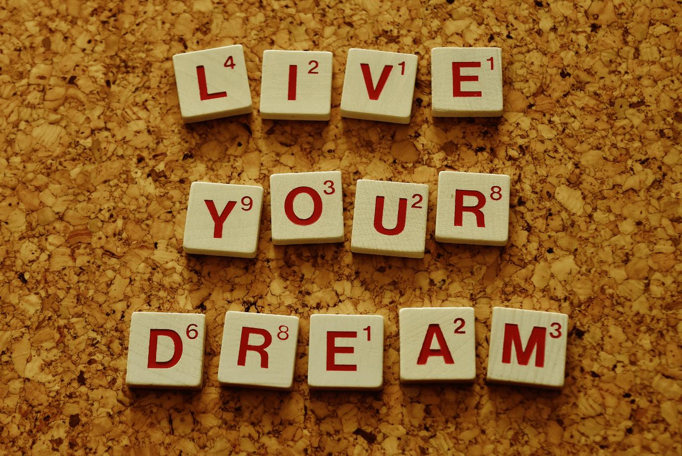 vivi i tuoi sogni